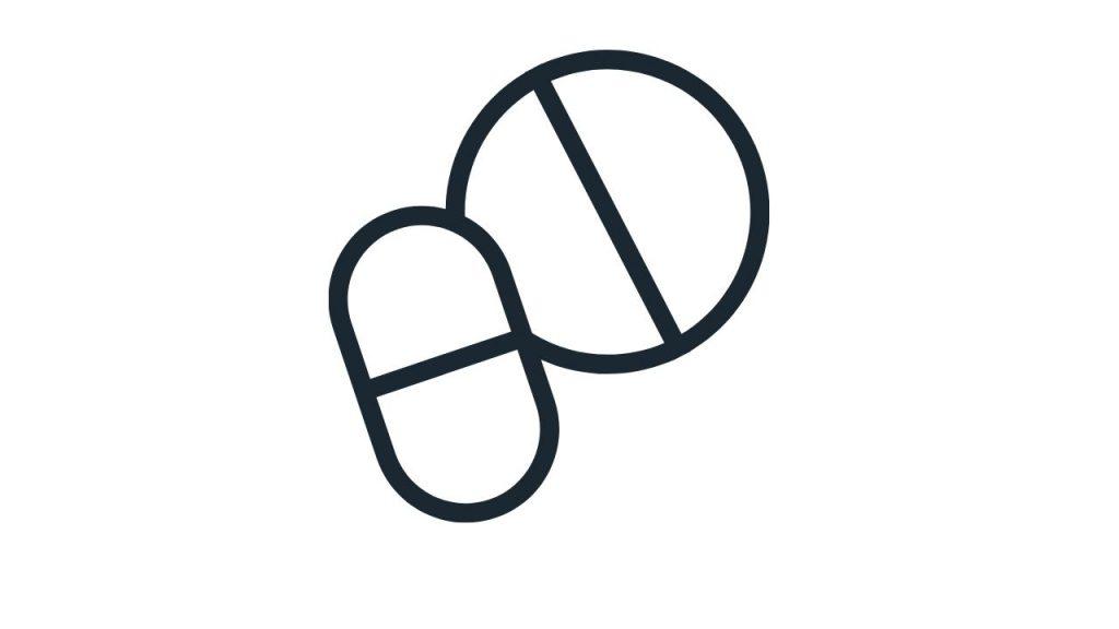 דף צביעה תרופות